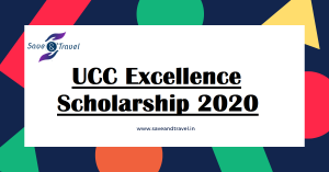 UCC Excellence Scholarship