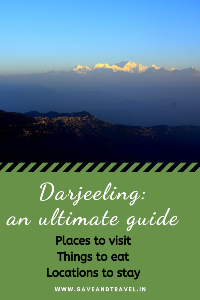 places to visit in darjeeling and gangtok