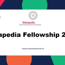 Sahapedia Fellowship 2019