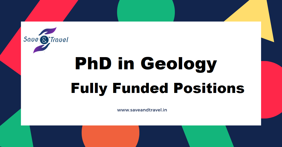 PhD in Geology