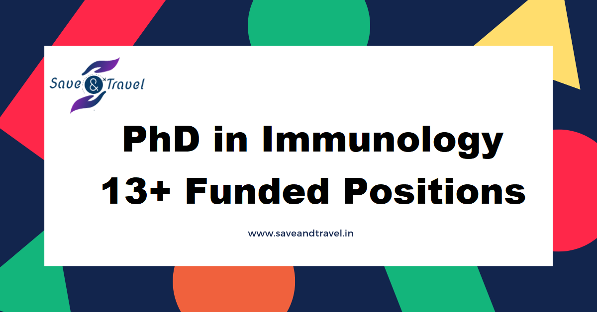 PhD in Immunology