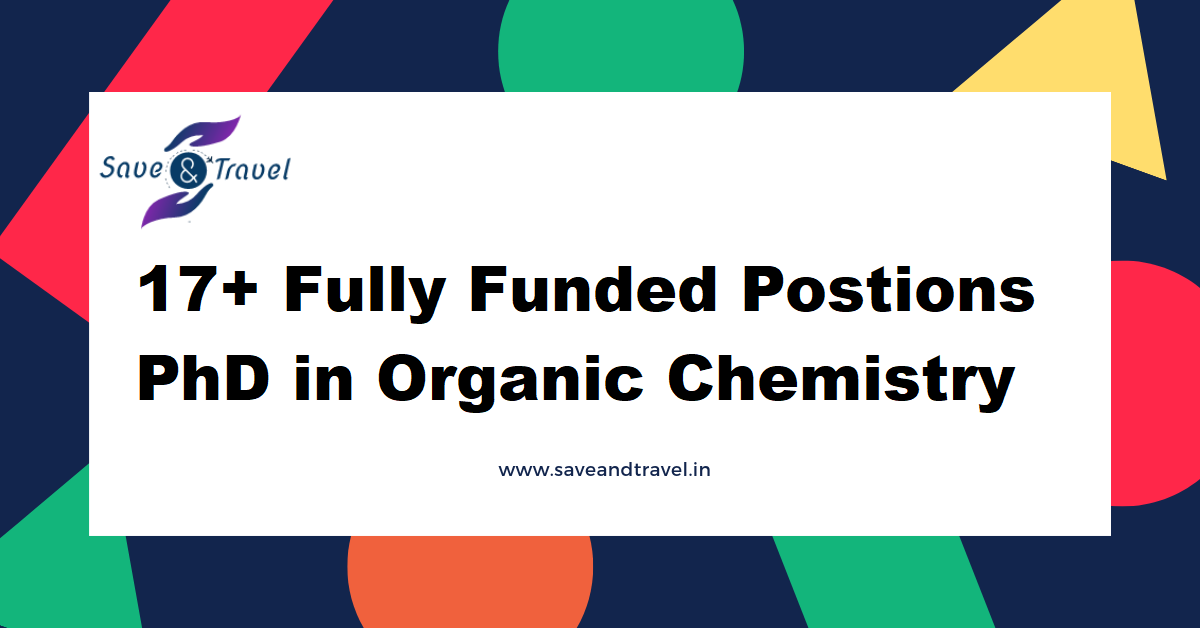PhD in Organic Chemistry