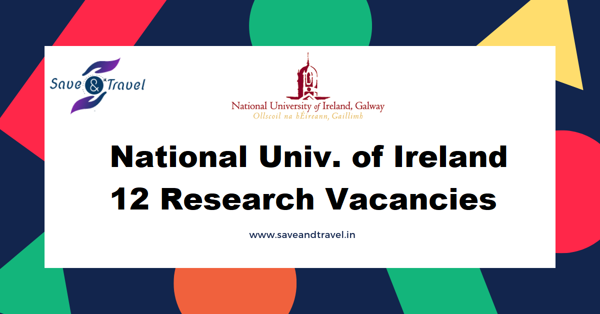 National University of Ireland Vacancies
