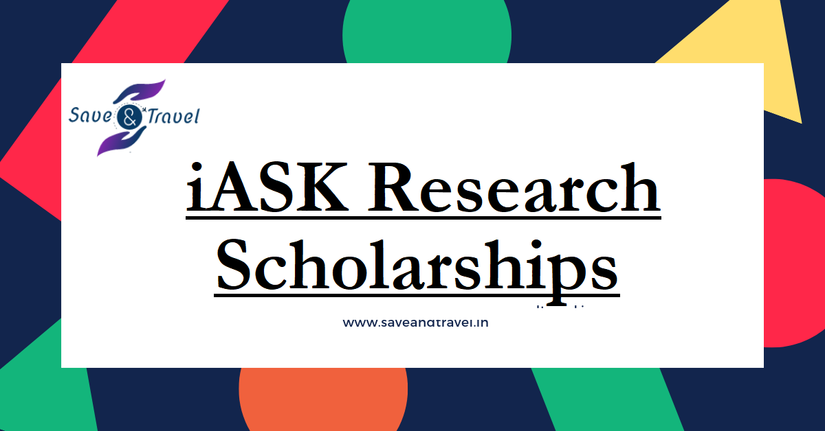 iASK Research Scholarships