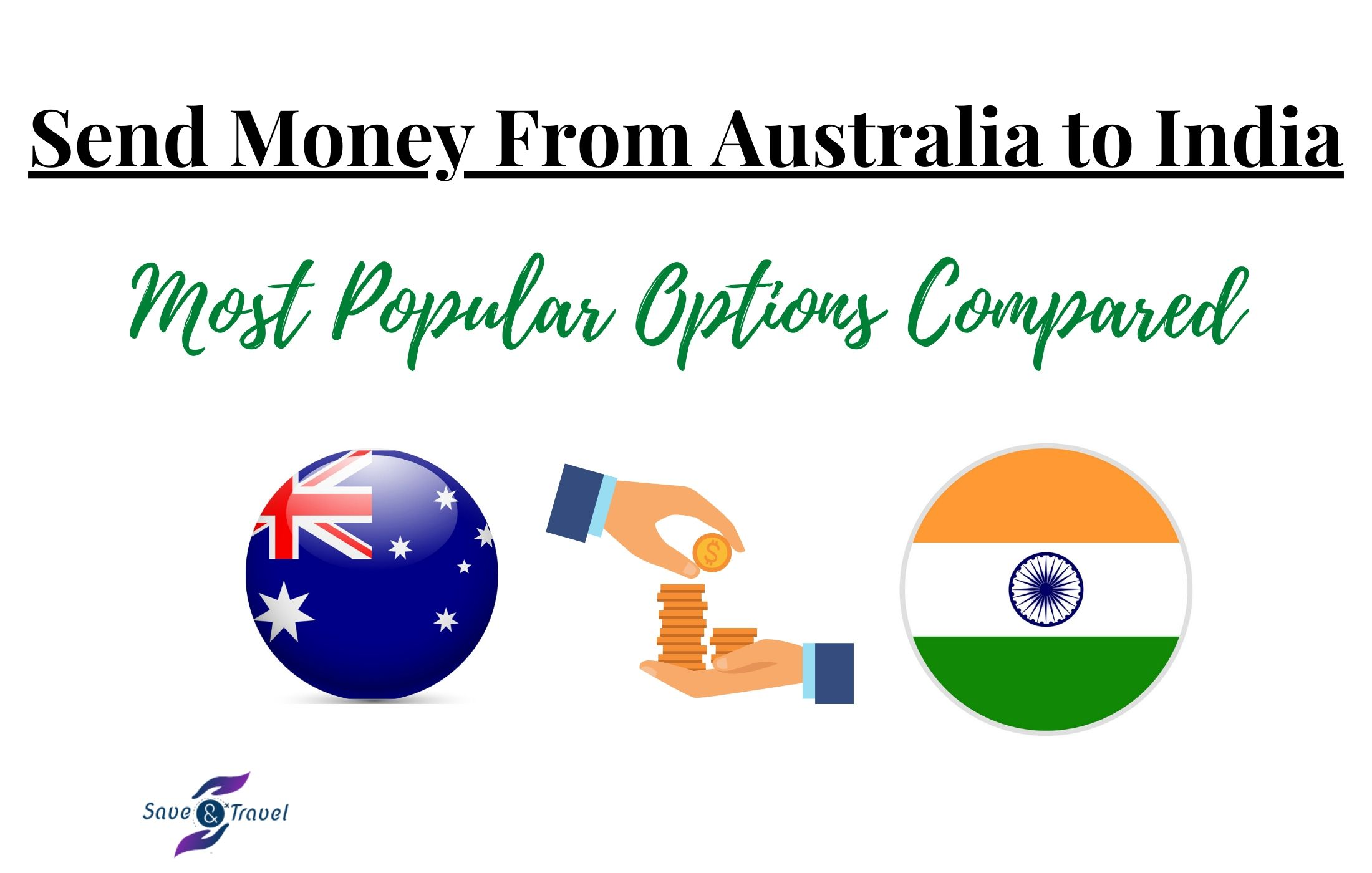 Best Way To Transfer Money From Australia to India
