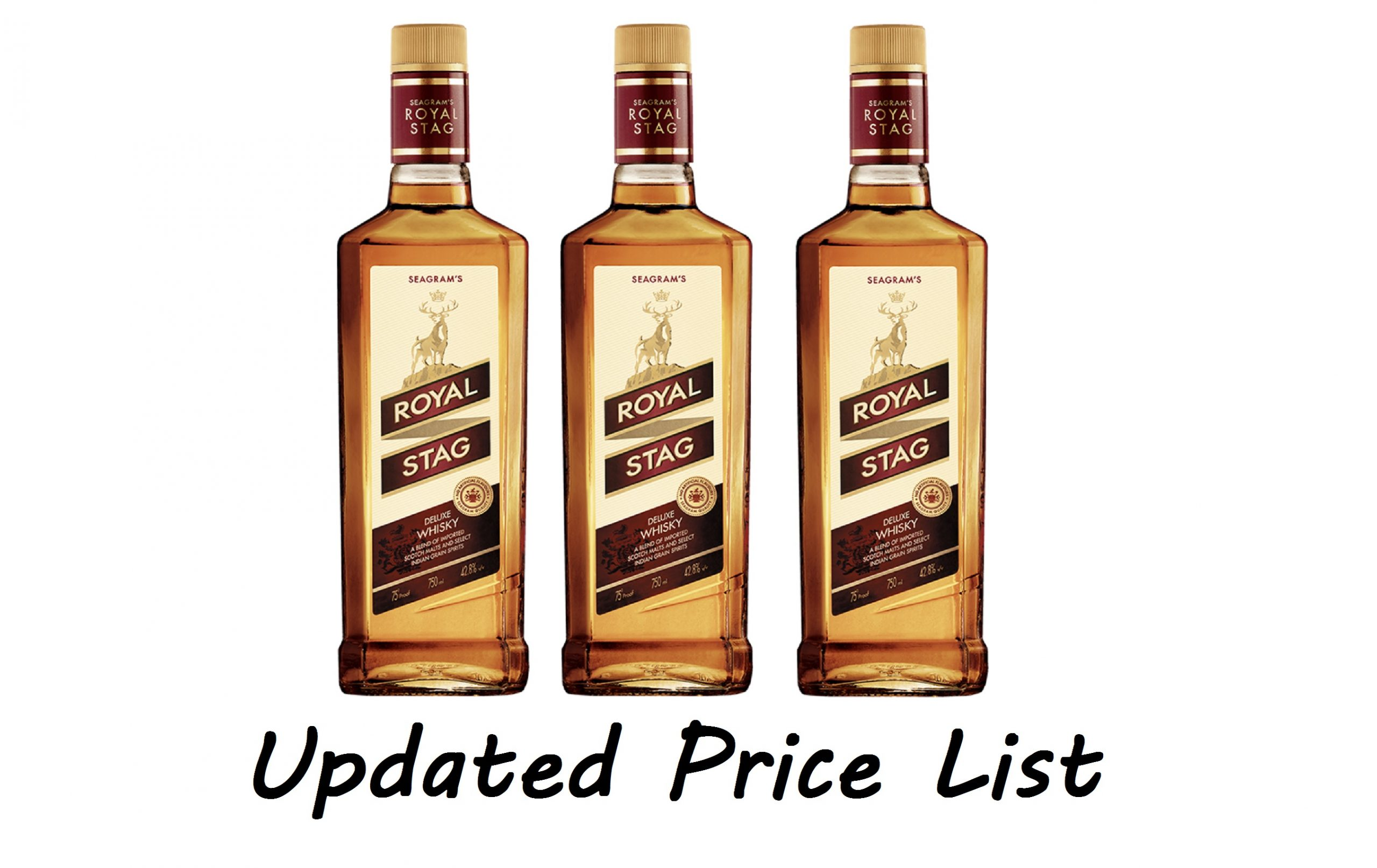 Royal Stag Price in India