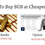 How to buy sovereign gold bond upstox